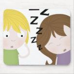Public Narcolepsy Mouse Pad