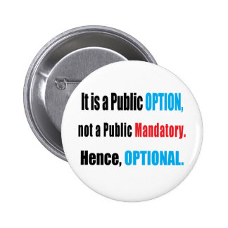 Public Option Button
