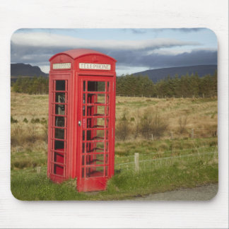 Public Phone Box, Ellishadder, near Staffin, Mouse Pad