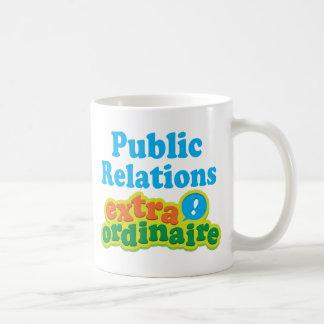 Public Relations Extraordinaire Gift Idea Coffee Mug