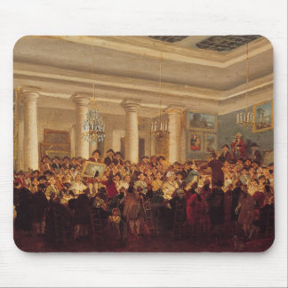 Public Sale at the Hotel Bullion Mouse Pad