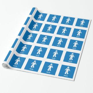 Public Toilet Men, Sign, California, US