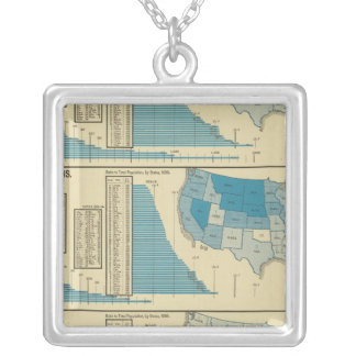 Publications Silver Plated Necklace