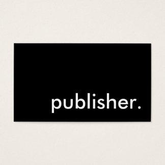 publisher.