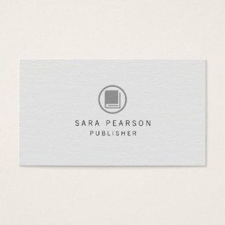 Publisher Elegant Book Icon Publishing