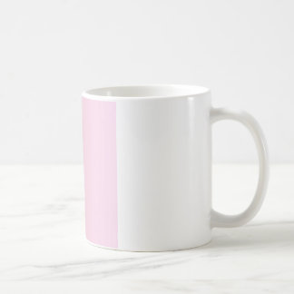 Puce to Pink Lace Vertical Gradient Coffee Mug