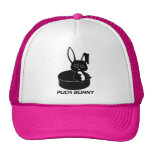 Puck Bunny Lid Cap