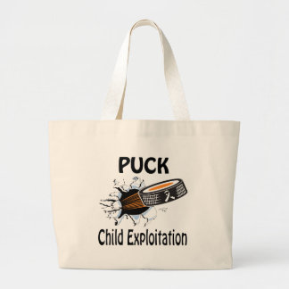 Puck The Causes Child Exploitation Bag