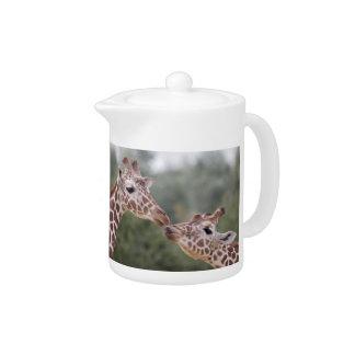 Pucker Up! Teapot