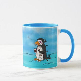 Puckered Pete, coffee mug