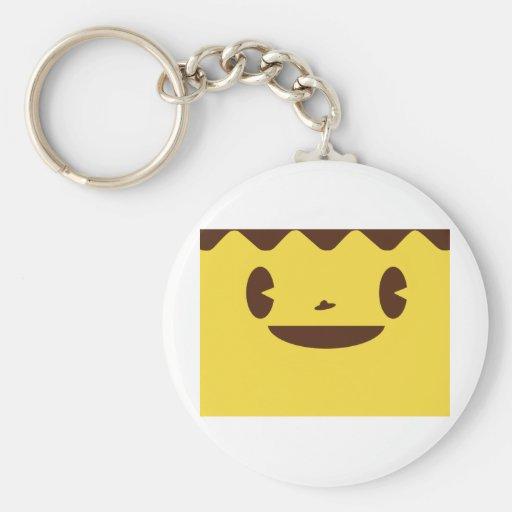 puddi puddi face key chains