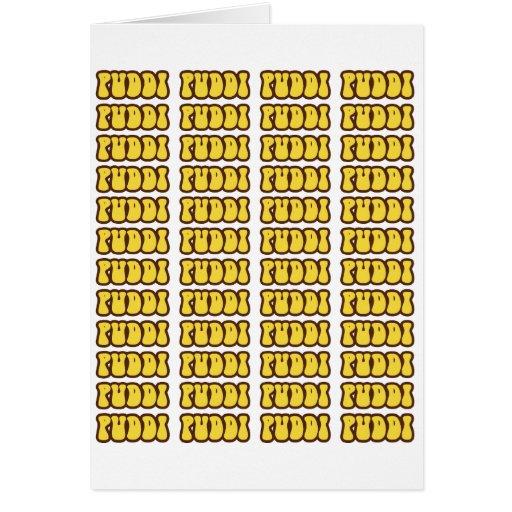 PUDDI PUDDI PUDDI CARDS