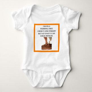 PUDDING BABY BODYSUIT