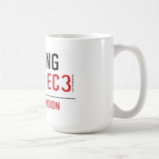 Pudding Lane Coffee Mug