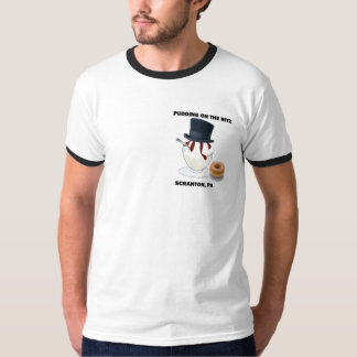Pudding on the Ritz T-Shirt