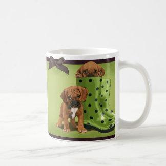Puddle Puggles Coffee Mug
