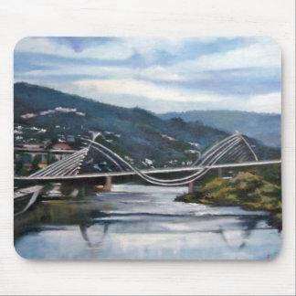 Puente Ourense Bridge Ourense Alfombrillas De Ratones