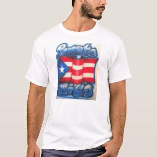 Puert Rican Flag Shirt