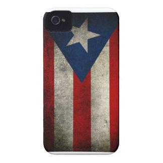 Puerto Rican flag Blackberry case iPhone 4 Case-Mate Case