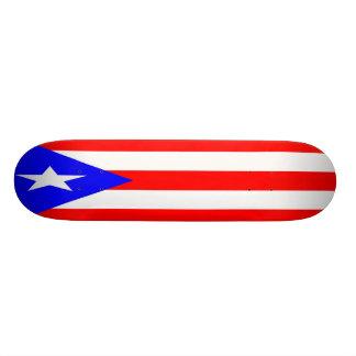 Puerto Rican Flag Skateboards