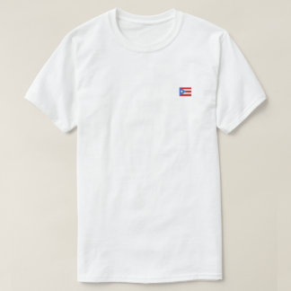 Puerto Rican Flag T-Shirt