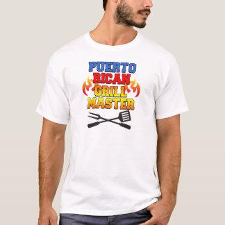 Puerto Rican Grill Master T-Shirt