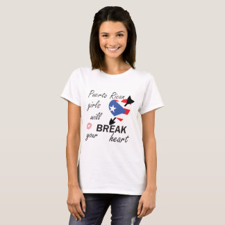 Puerto Rican Heartbreaker T-Shirt