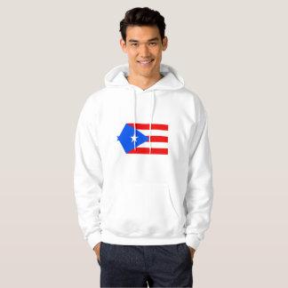 puerto rican Men's Basic Hooded Sweatshirt