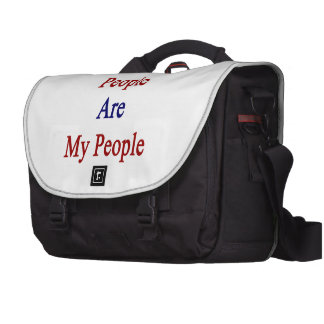Puerto Rican People Are My People Laptop Bags
