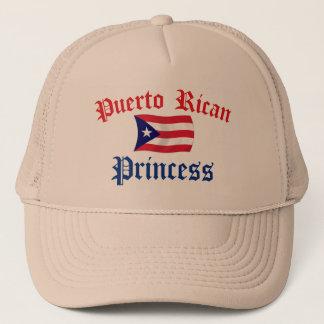 Puerto Rican Princess Trucker Hat