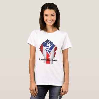 Puerto Rico, 2017, We Matter, Puerto Rican Flag T-Shirt