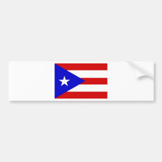 Puerto Rico Bumper Stickers