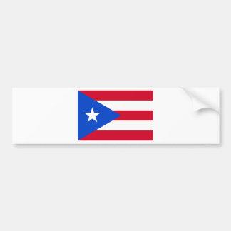 Puerto_Rico Bumper Sticker