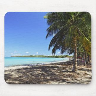 Puerto Rico, Fajardo, Culebra Island, Seven Seas Mouse Pad