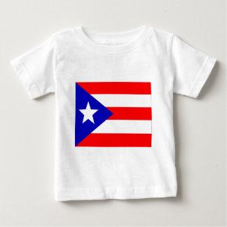 Puerto Rico Flag Baby T-Shirt
