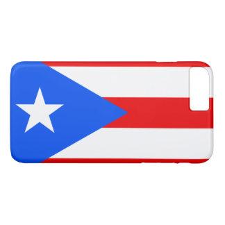 Puerto Rico flag iPhone 8 Plus/7 Plus Case