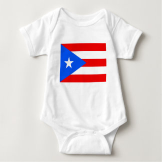 Puerto Rico flag jumpsuit for Puerto Rican baby