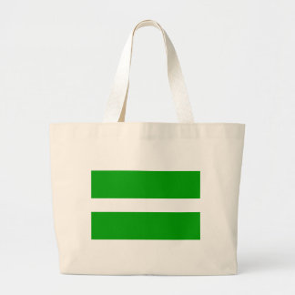 puerto-rico Flag Large Tote Bag