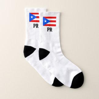 Puerto Rico flag personalized custom sport 1