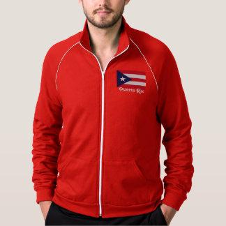 Puerto Rico fleece jacket