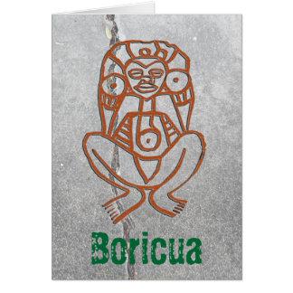 Puerto Rico - goddess Card