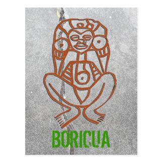 Puerto Rico - goddess Postcard