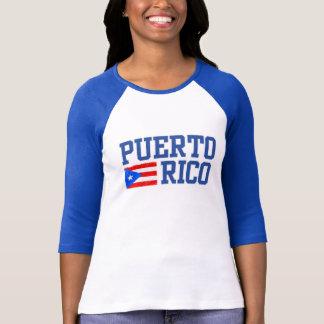 PUERTO RICO Inspired Graphic Tee