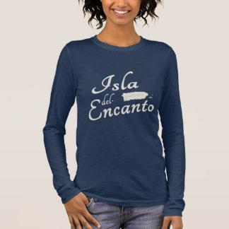 Puerto Rico, Isla del Encanto Long Sleeve T-Shirt