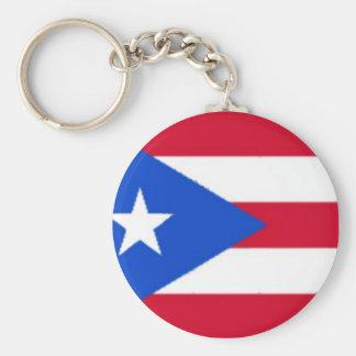 Puerto Rico Key Ring