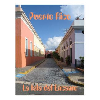 Puerto Rico La Isla del Encanto Postcards