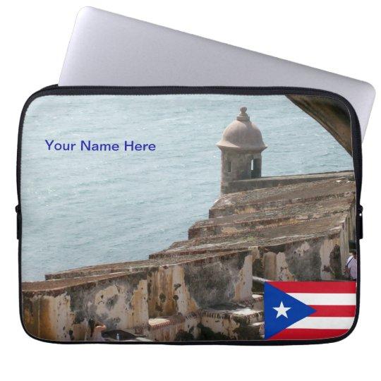 Puerto Rico Laptop bag