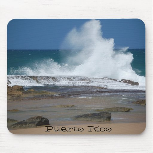 Puerto Rico Mouse Mats