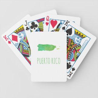 Puerto Rico Poker Deck