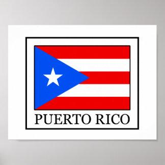 Puerto Rico Poster